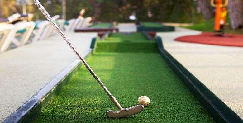 mini golf nedir